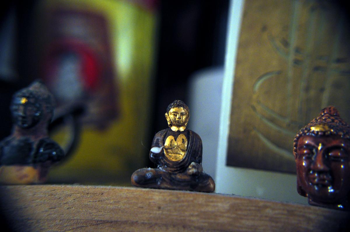 Mini Bouddhas 1