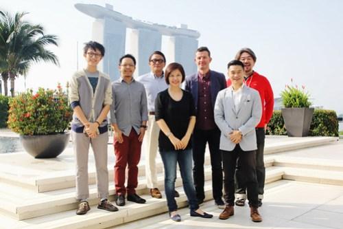 Digital Jury Group Spikes Asia 2014