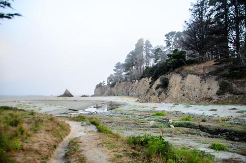 Fort Bragg Morning Beach Walk-8