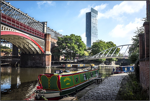 Sunday Morning in Castlefield