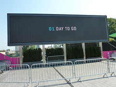 2012 London Olympic Games 07/26