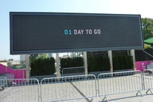 2012 Londres Jeux Olympiques 26/07