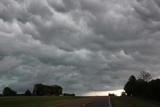 Going to Rain in the Delta