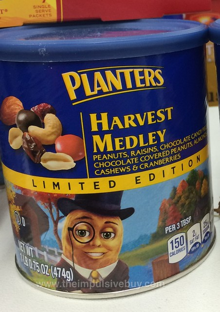 Planters Limited Edition Harvest Medley