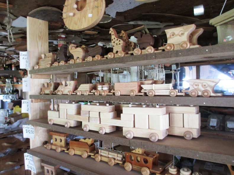 Inside an Amish Toy Shop on New York's Amish Trail