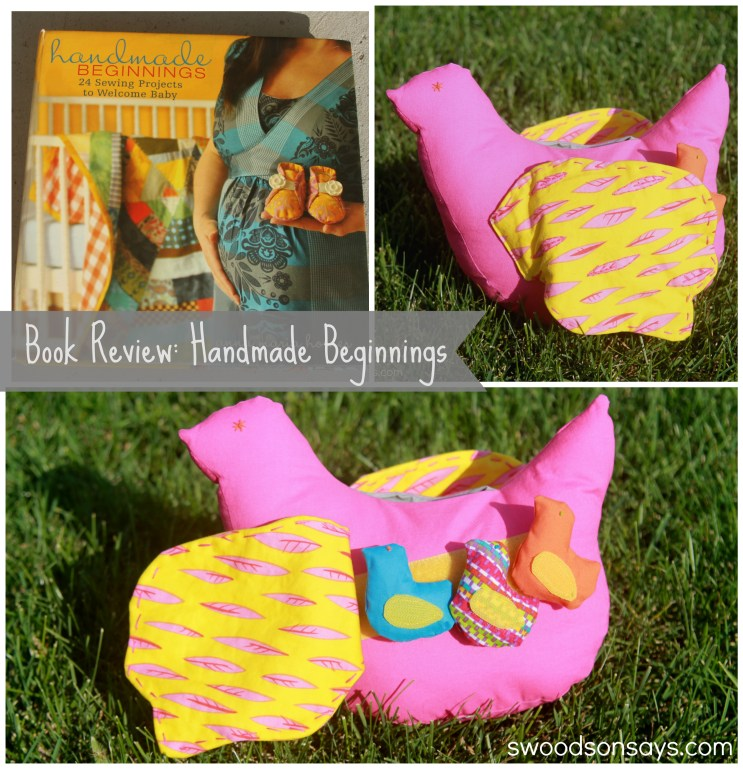Handmade Beginnings Book Review