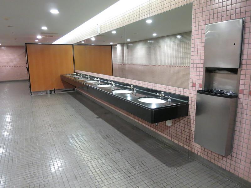 Toilet, NAIA 3