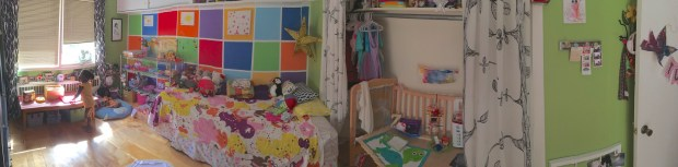 room reorganization