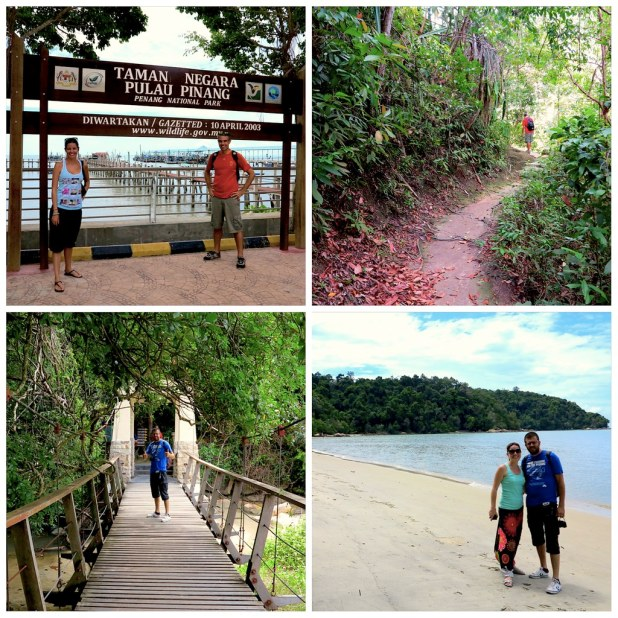Parque Nacional Penang