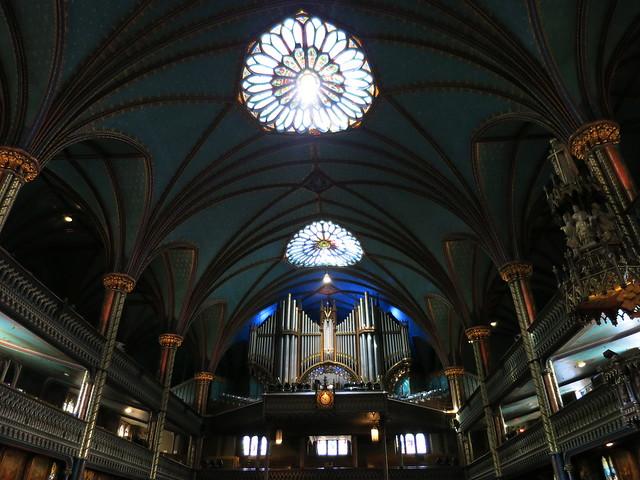 Notre Dame Basilica Organ