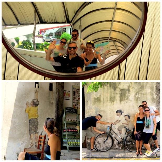 Murales Penang George Town