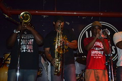 537 Southern Komfort Brass Band