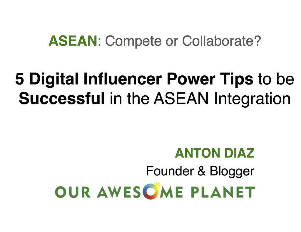 ASEAN Compete or Collaborate? - 0