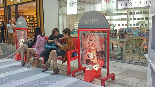 #DKNY #MYNY fragrance launch Manila