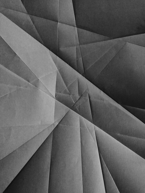 Folded Paper by Jon Nicholls