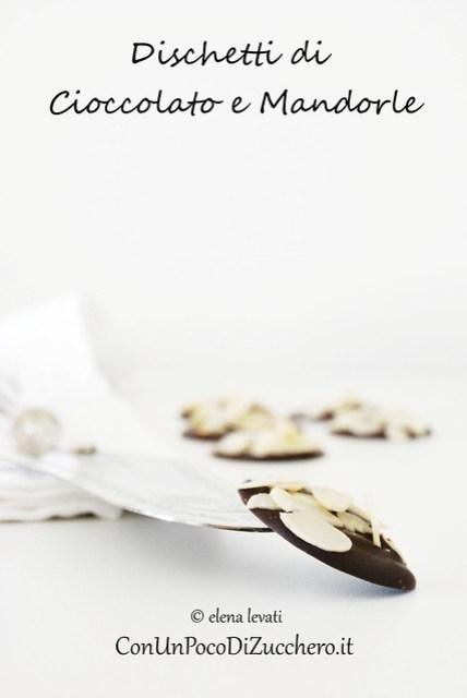Chocolate & Almond Disks 1