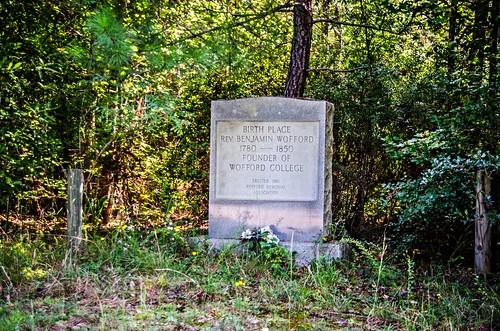 Benjamin Wofford Birthplace