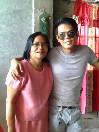 Nanay Merly & Sam in GIA Church Dampulan; D,G,J in 4P's Jaen Gym by joy san gabriel