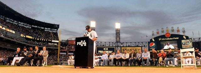 Paul Konerko Day Celebration - Chicago White Sox