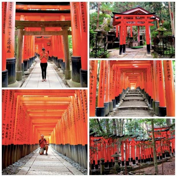 Fushimi Inari, Japon