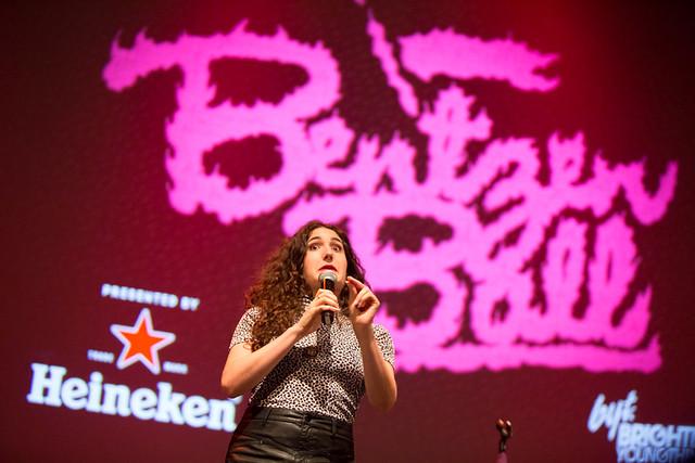 Day 1 of the BYT 2014 Bentzen Ball Comedy Festival in Washington, D.C.