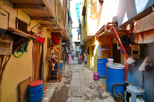 India - Maharashtra - Mumbai - Dharavi Slum - 13