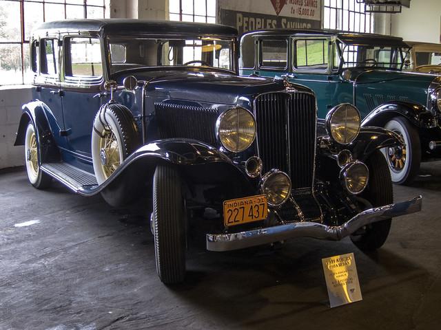 1931 Auburn 898A sedan