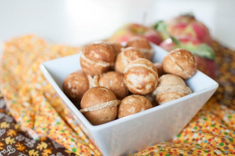 Healthy-ish Apple Doughnut Holes 3