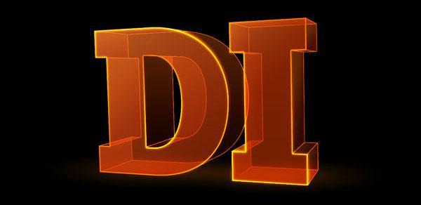 Make Translucent 3D Text