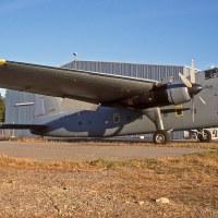 Hawkair Bristol 170-31 C-GYQS