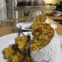 Drunken Pumpkin Bundt Cake - a tale of adventure, mishap, and Irish Cream