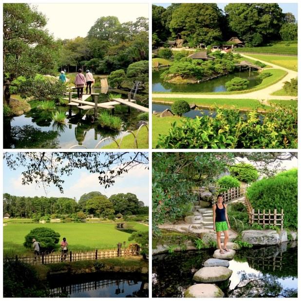 Qu visitas hacer saliendo desde kyoto en 5 d as de viaje for Jardines okayama