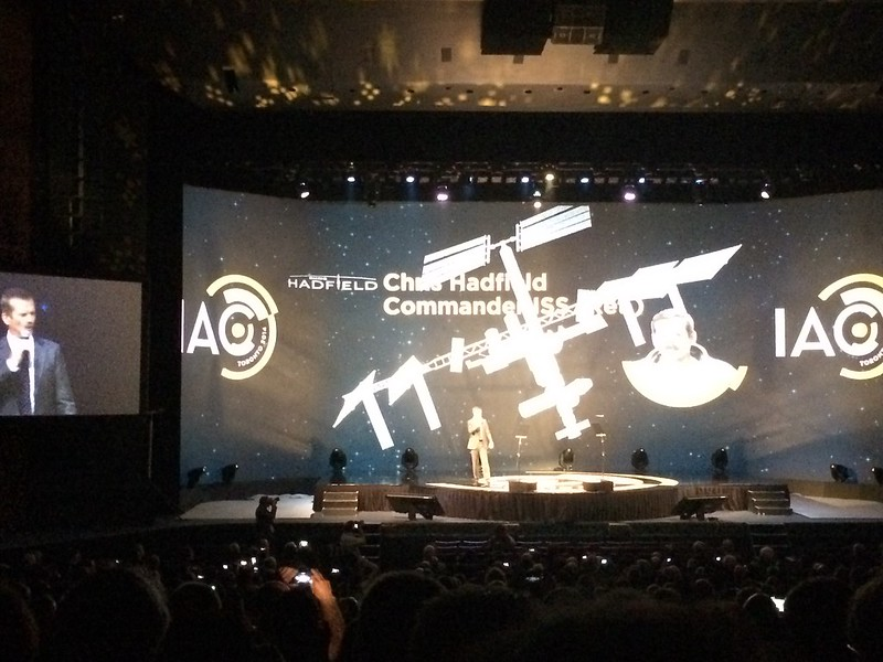 International Astronautical Congress 2014