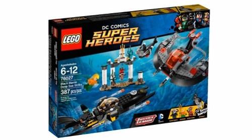 LEGO DC Super Heroes 76027 Box