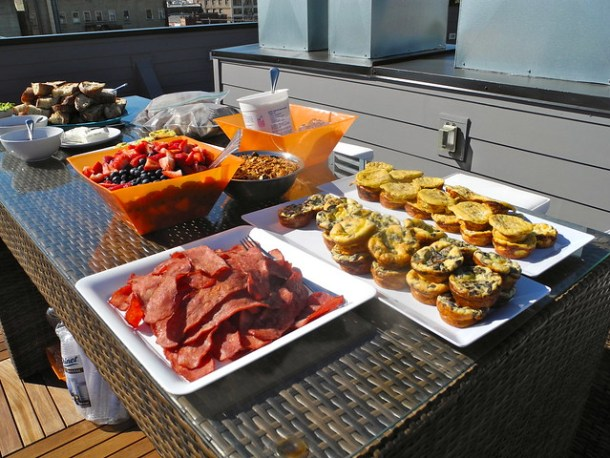 How to Host a Birthday Brunch