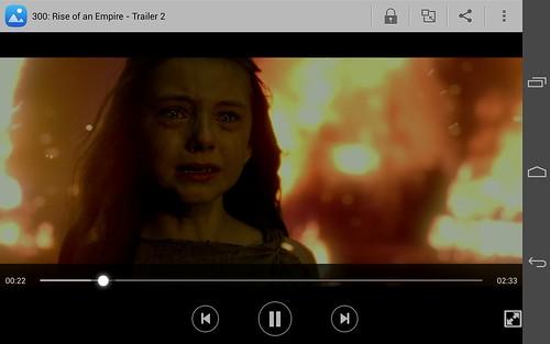 ดูคลิป Full HD บน Huawei MediaPad X1