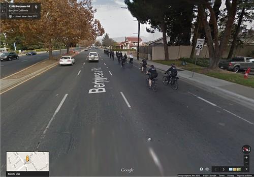 Bikes May Use Full Lane