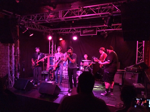 Profesor Galactico at the Ska Parade Lounge on October 8, 2014
