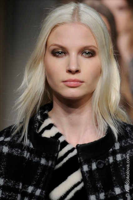 Beauty Trends Spotted Fall 2014 MFW Cividini
