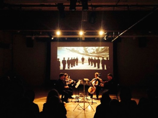 Third Angle String Quartet Plays Philip Glass