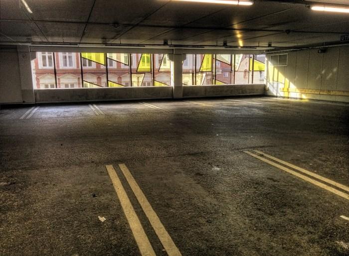 Kristianstad P-garage