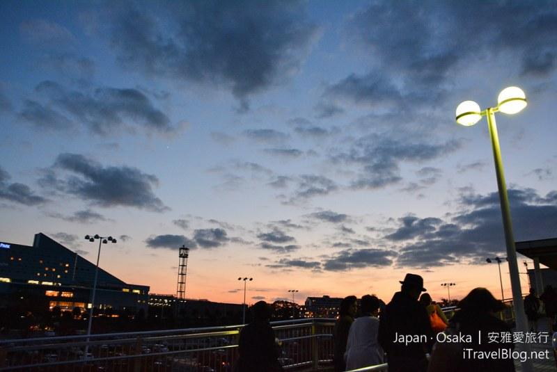 大阪赏枫 万博纪念公园 49
