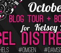 Blog Tour: Damsel Distressed by Kelsey Macke *Excerpt & Giveaway*