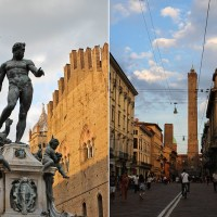 Bologna: the city of a gazillion porticoes