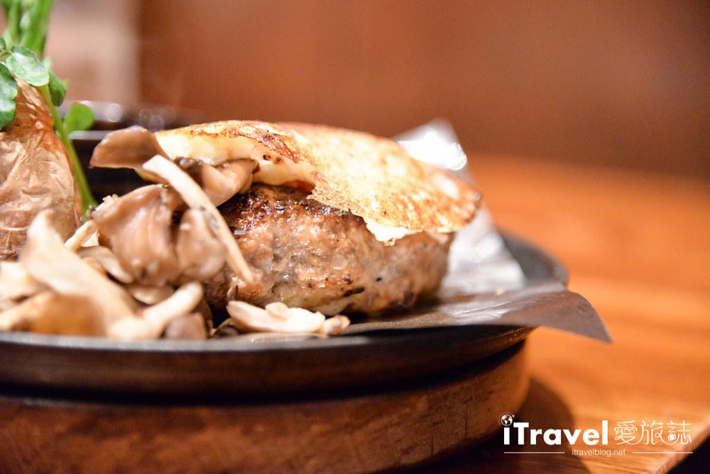 《京都美食推荐》东洋亭本店:百年洋食老字号汉堡排与布丁