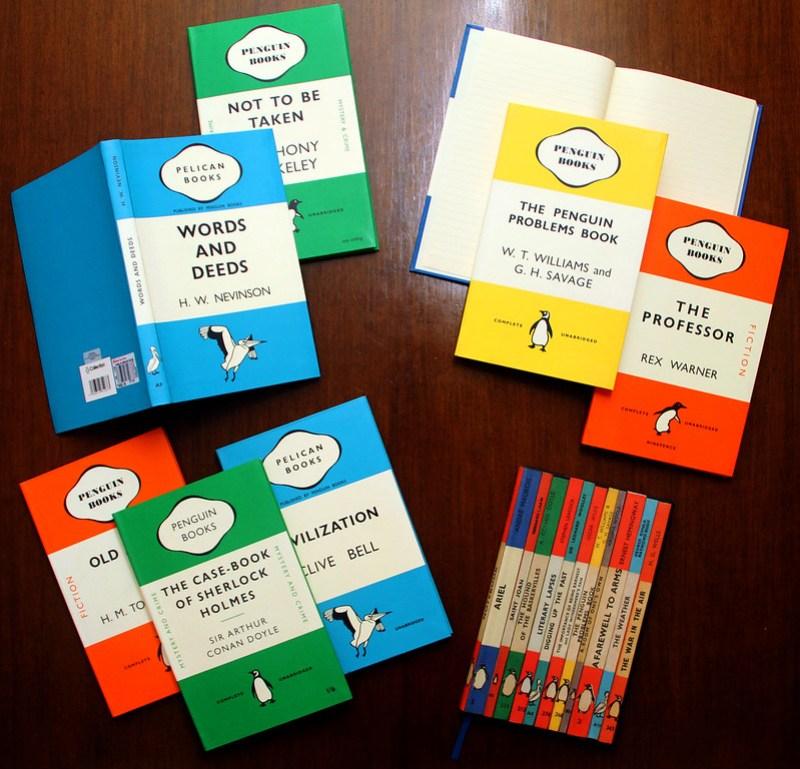 Penguin Journals - Group 2