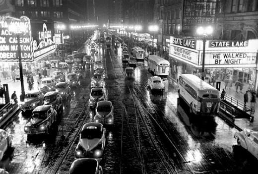 Stanley Kubrick's 'Chicago' Photographs