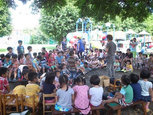 回幼稚園:小小木工課(10 ys)