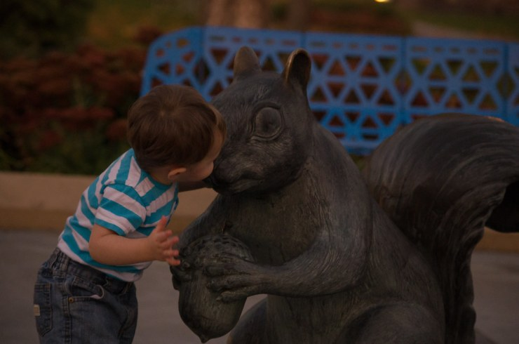 Micah and the Squirrel