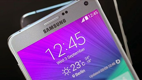"Galaxy Note 4: ""the best big screen smartphone,"" according to Samsung"